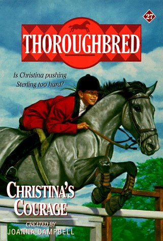 Christina's Courage by Joanna Campbell