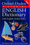 Oxford Duden Pictorial English Dictionary With English Arabic Index