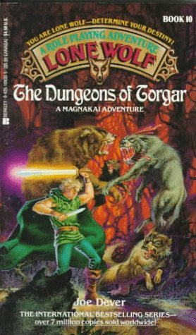 The Dungeons of Torgar Lone Wolf 10