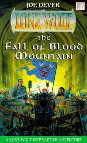 The Fall of Blood Mountain by Joe Dever