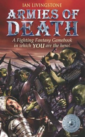 Armies Of Death (Fighting Fantasy)