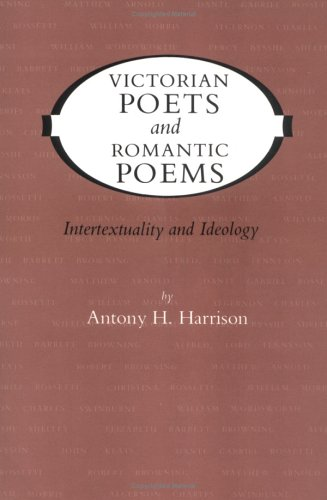 victorian and romantic poetry The victorian era of poetry was the earliest of the three it was the beginning of the transition to the edwardian style of criticism, so there was still some romantic poetry, but at the same time its own style was developing the victorians had a sense of social responsibility, which set them apart.