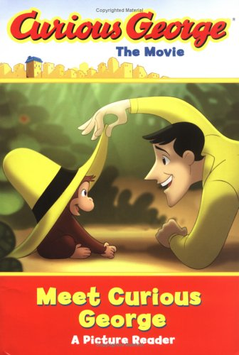 curious george the movie meet curious george a picture