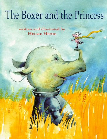 The Boxer And The Princess by Helme Heine