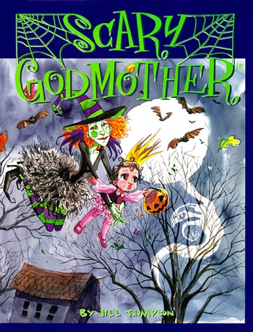 Scary Godmother by Jill Thompson