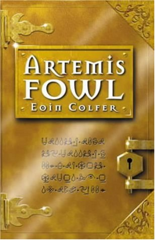 Artemis Fowl (Artemis Fowl, #1)