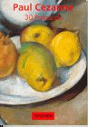 Cezanne Postcard Book