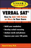 Schaum's Quick Guide to the SAT