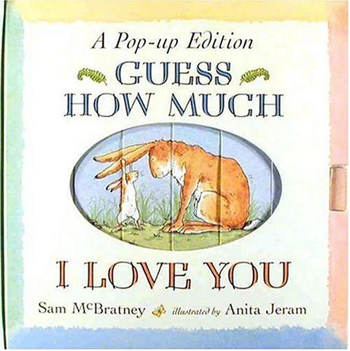 Guess How Much I Love You Pop-Up by Sam McBratney