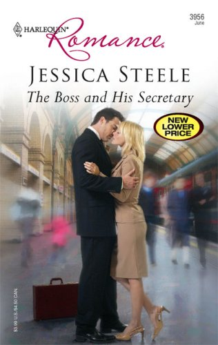 The Boss and His Secretary by Jessica Steele