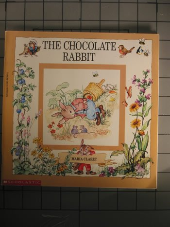 The Chocolate Rabbit by Maria Claret