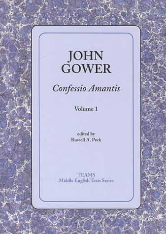 Confessio Amantis by John Gower
