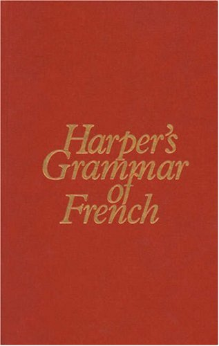 Harper's Grammar of French