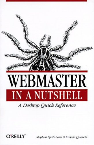 Webmaster in a Nutshell by Valerie Quercia