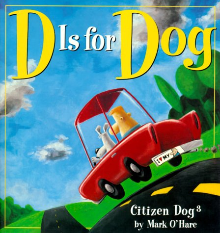D Is for Dog by Mark O'Hare