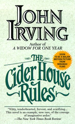 book review cider house rules