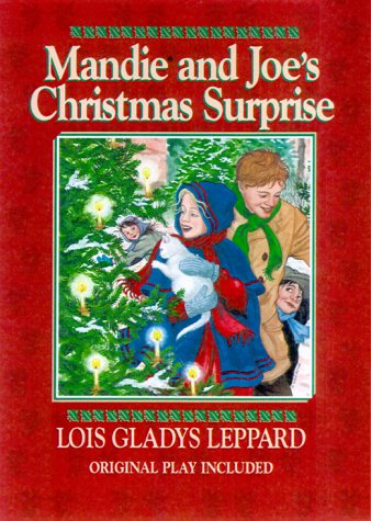Mandie and Joe's Christmas Surprise by Lois Gladys Leppard