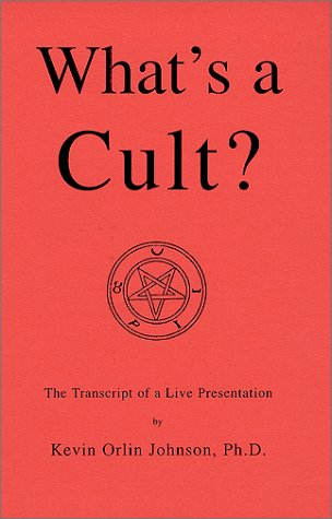 What's a Cult?