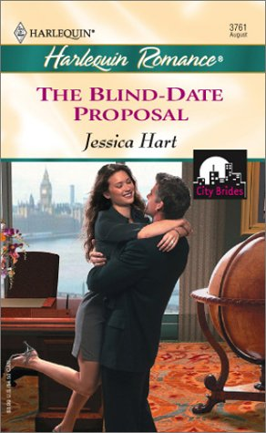 The Blind-Date Proposal by Jessica Hart