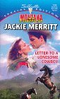 Read online Letter To A Lonesome Cowboy (Montana Mavericks: Return To Whitehorn #1) PDF by Jackie Merritt