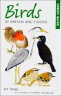 Green Guide Birds Of Britain And Europe (Green Guides)