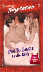 Two to Tangle (Harlequin Temptation, #882)