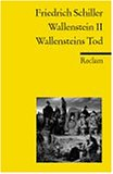 Wallenstein II: Wallensteins Tod
