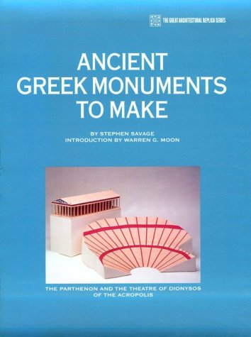 Ancient Greek Monuments to Make: The Parthenon