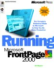Running Microsoft FrontPage 2000