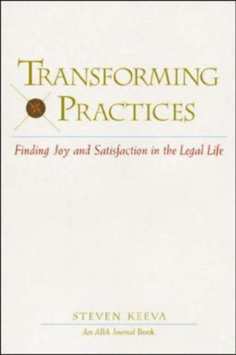 Transforming Practices by Steven Keeva