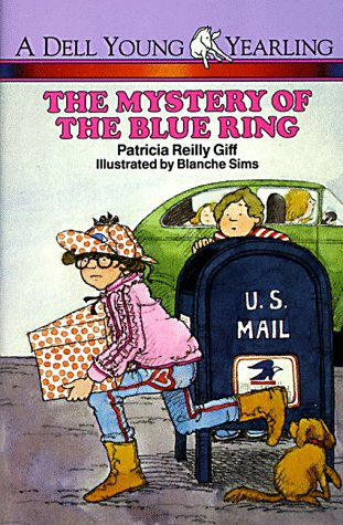 The Mystery of the Blue Ring (Polka Dot Private Eye)