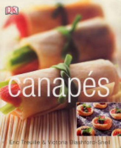 Canapes by eric treuille reviews discussion bookclubs for Best canape book