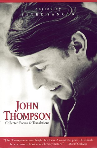 John Thompson: Collected Poems & Translations