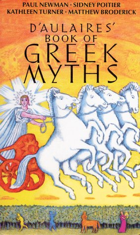 Book Of Greek Myths by Ingri d'Aulaire