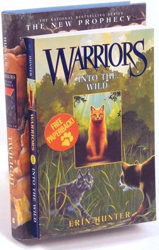 Twilight & Into the Wild by Erin Hunter