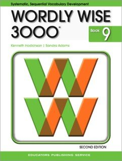 Wordly Wise 3000 Grade 9 Student Book - 2nd Edition by Kenneth Hodkinson