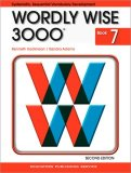 Wordly Wise 3000 Grade 7 Student Book - 2nd Edition
