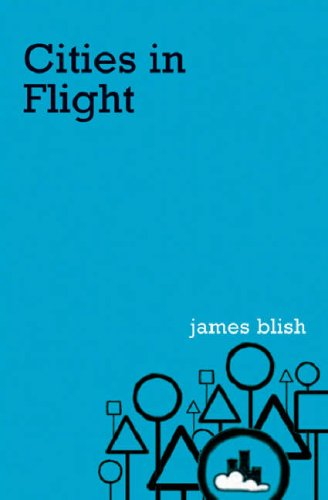 Cities In Flight (Cities in Flight, #1-4)