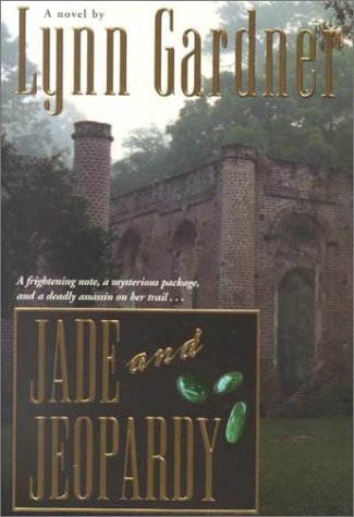 Jade and Jeopardy (Gems and Espionage, #7) by Lynn Gardner