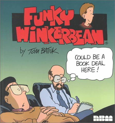"Funky Winkerbean: ""Could Be A Book Deal Here"""