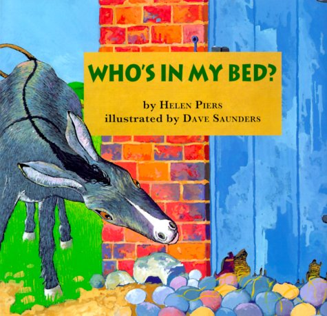 Who's in My Bed? Helen Piers