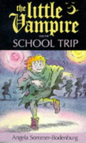 The Little Vampire And The School Trip