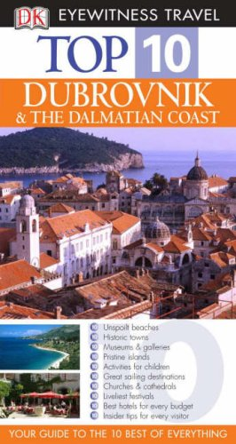 Dubrovnik and the Dalmatian Coast by Robin McKelvie