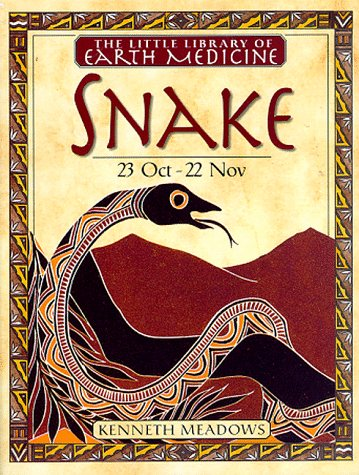 Snake (Little Library of Earth Medicine)