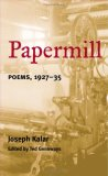 PAPERMILL: Poems, 1927-35