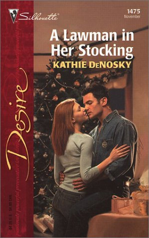 A Lawman In Her Stocking by Kathie DeNosky