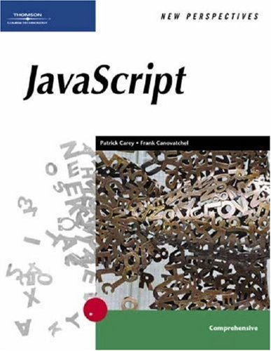 New Perspectives On Java Script: Comprehensive