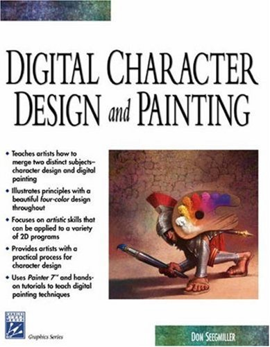 Character Design and Digital Painting [With CDROM]