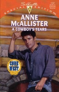 A Cowboy's Tears by Anne McAllister