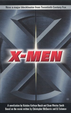 The X Men by Kristine Kathryn Rusch